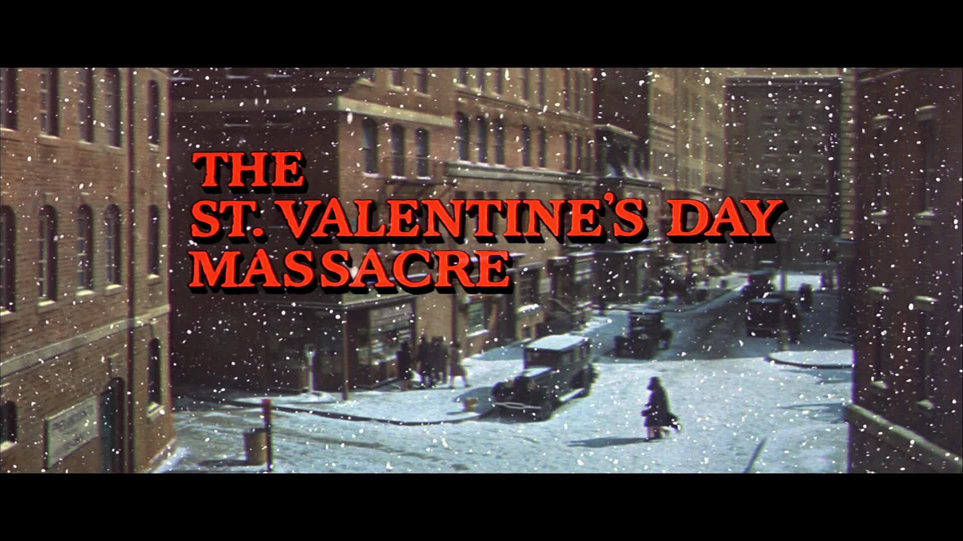 St. Valentineu0027s Day Massacre