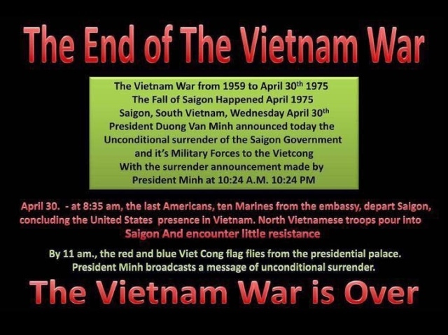 Remember Those Who Served in Vietnam Today as We Commemorate the